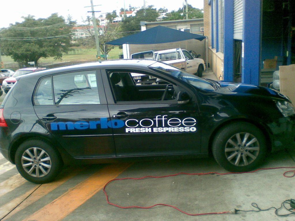 Vinyl Wrap Car Ute Brisbane Ipswich Gold Coast