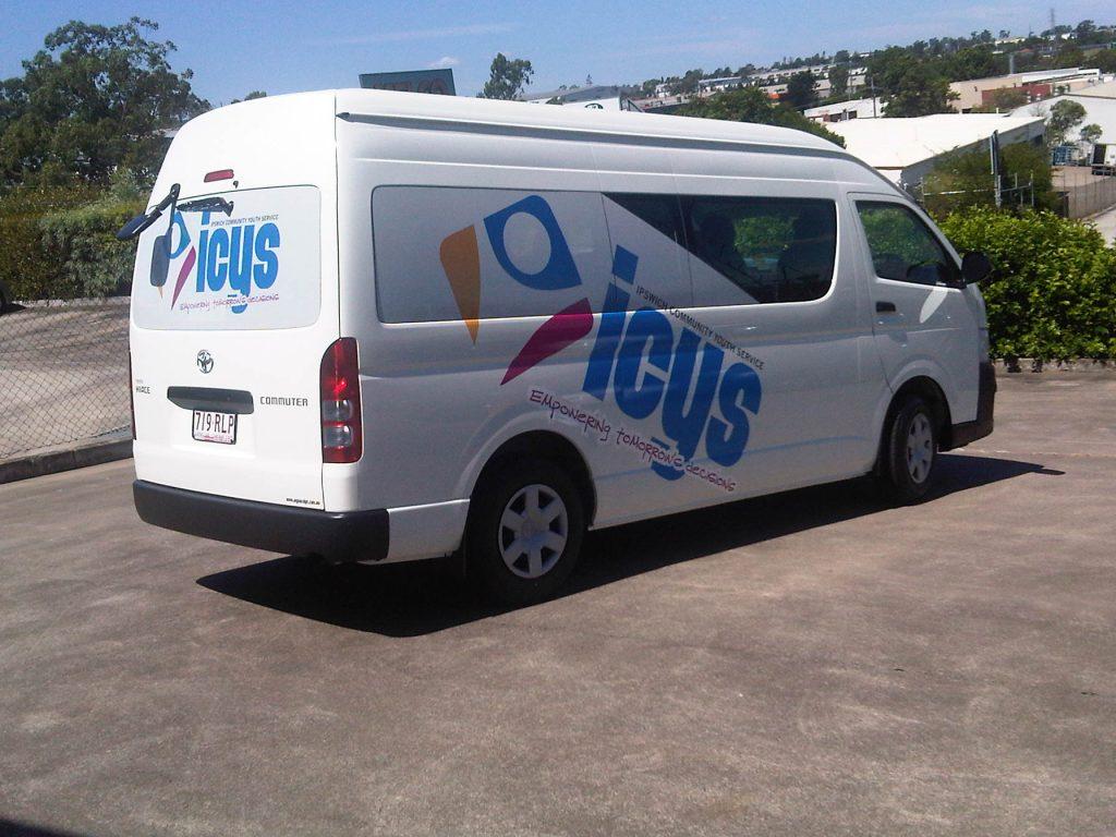Van Wrapping Brisbane Car Wrapping Brisbane