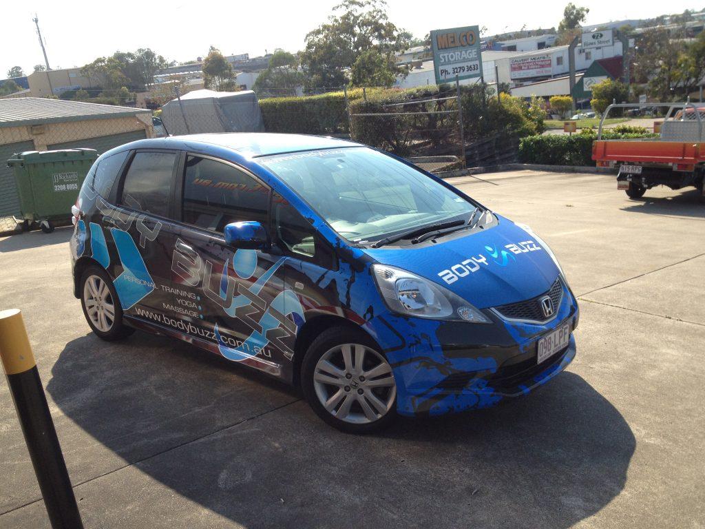 Car Signs Brisbane