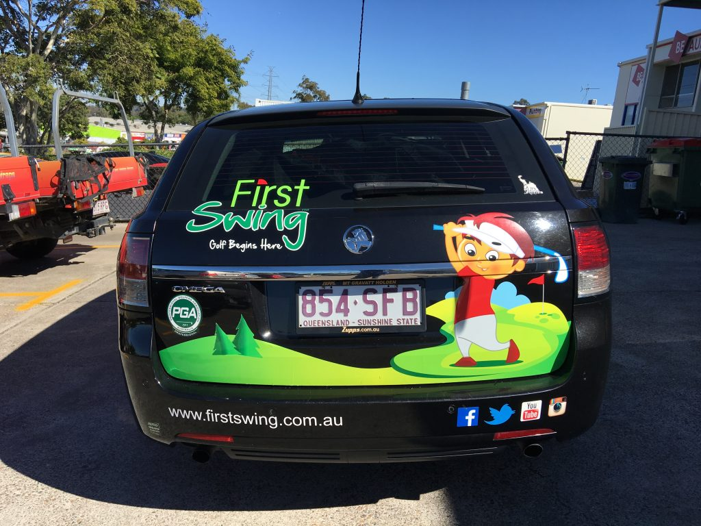 Car Wrapping for Advertising Brisbane Website