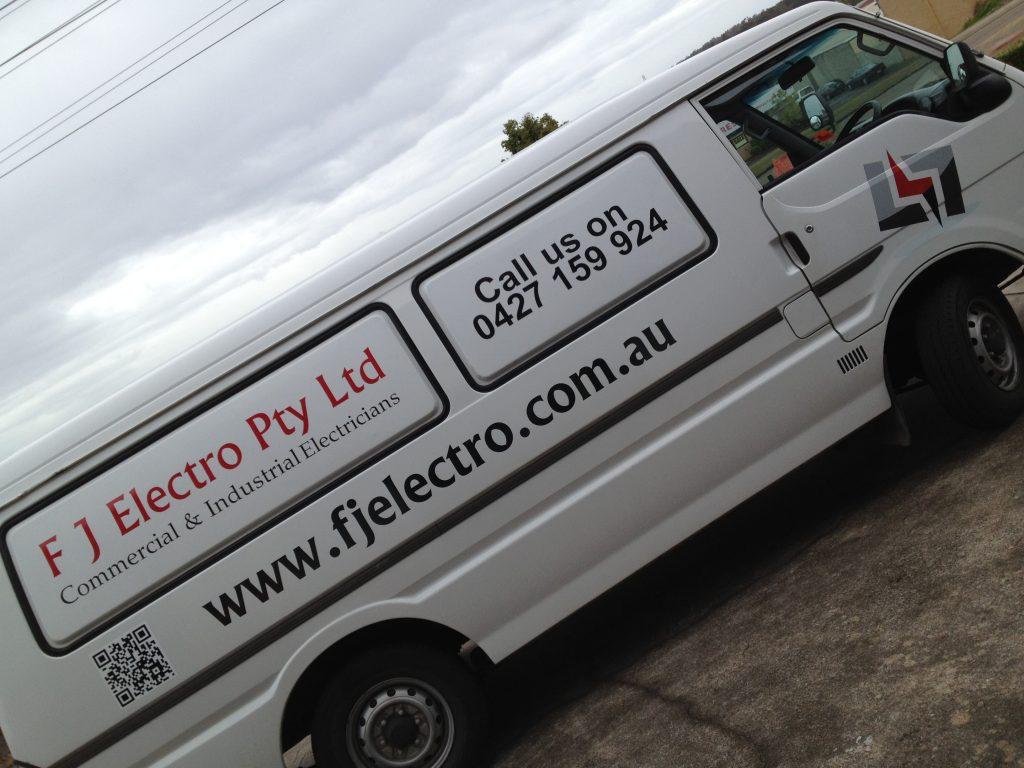 Van Car Vinyl Wraps Brisbane Quality