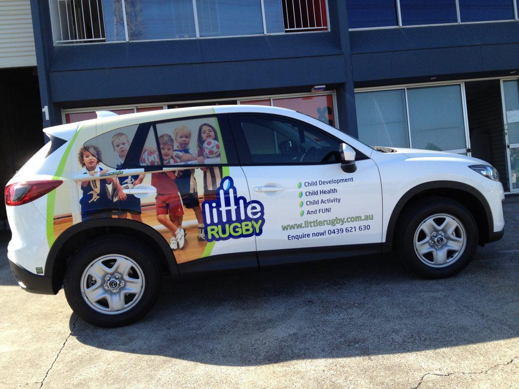 Vehicle : Car Vinyl Wrap Brisbane