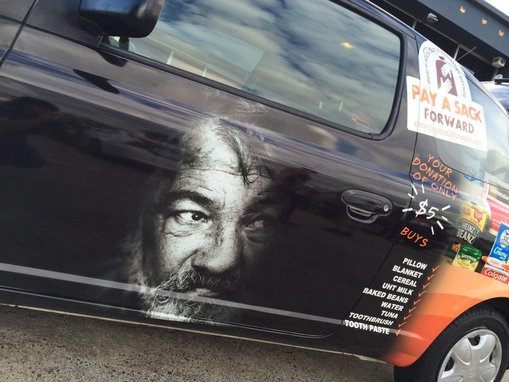 Car Wrap Brisbane