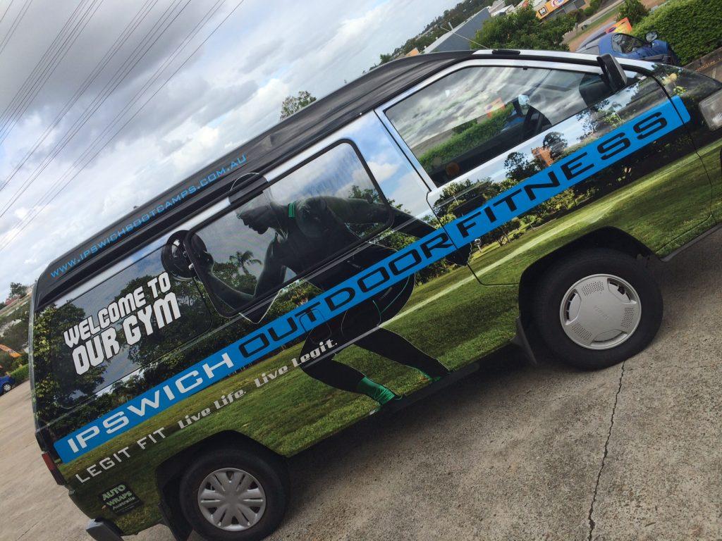 Van Wrapping Brisbane