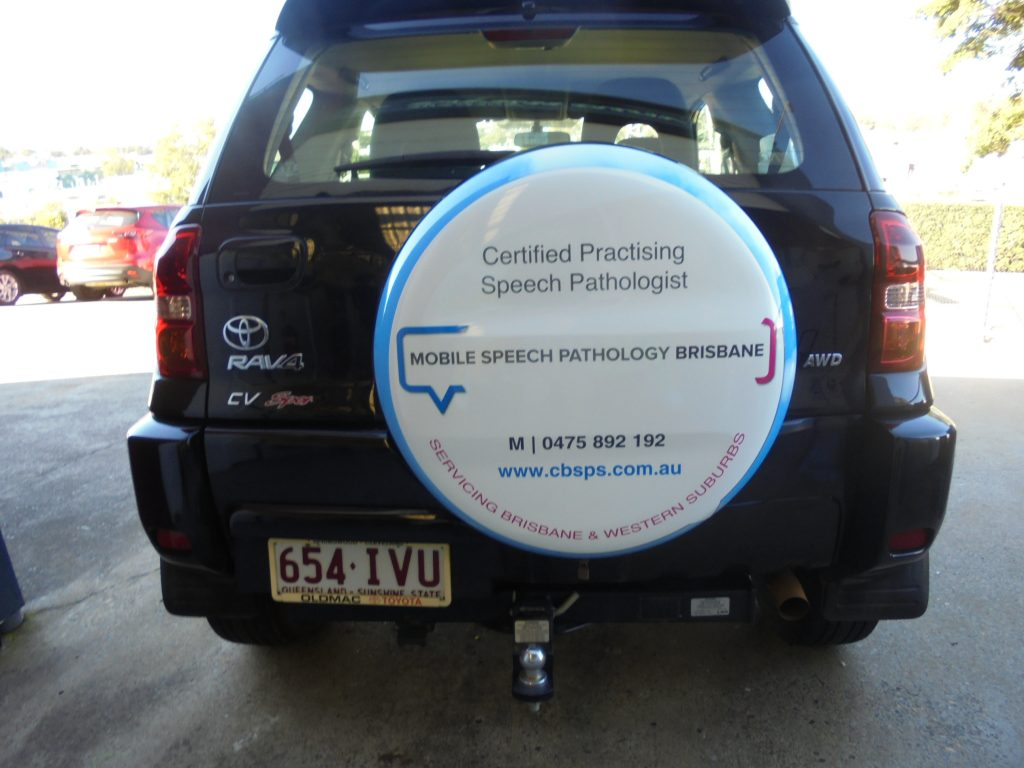 Spare Wheel Cover Printing