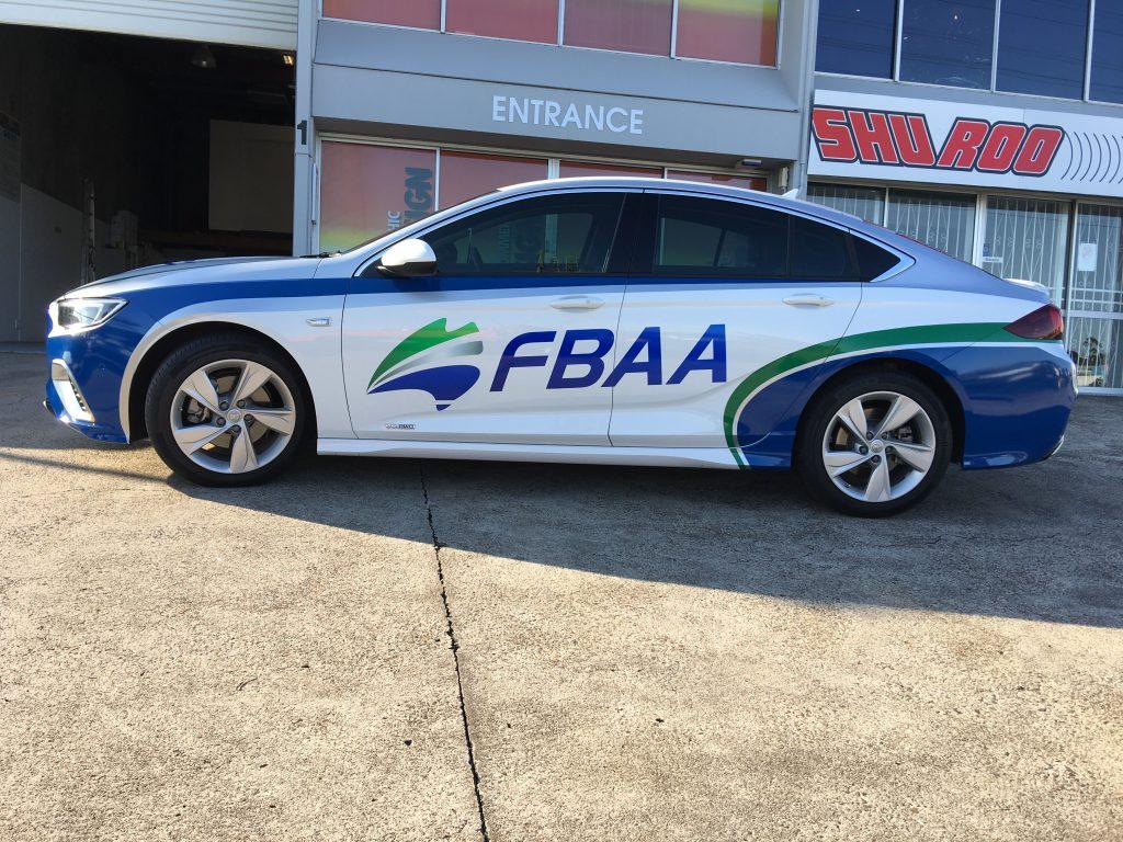 Car Wrap Graphics Logo Fleet