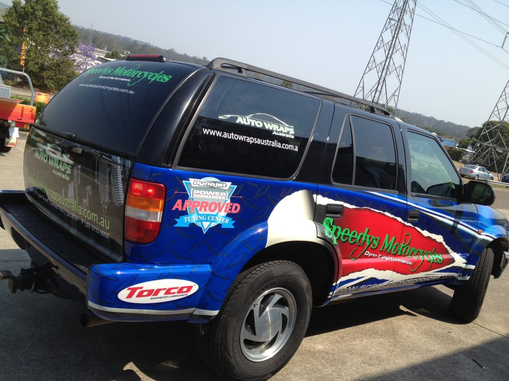 Car Wrap Advertising Business