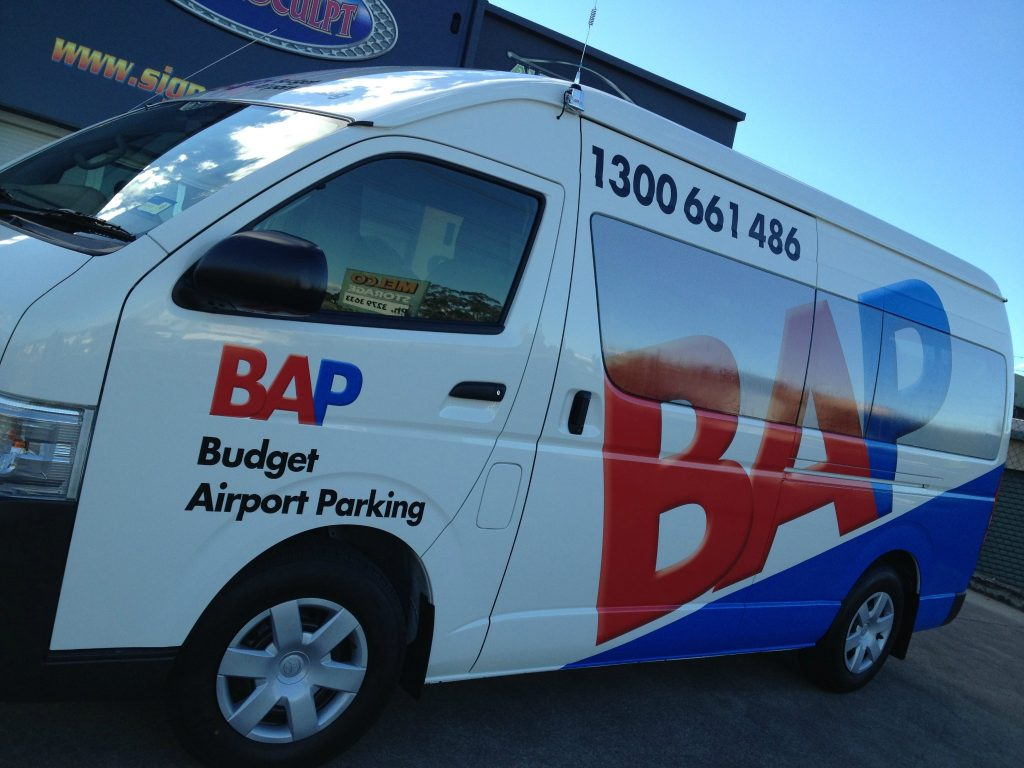 Van Signage and Graphics