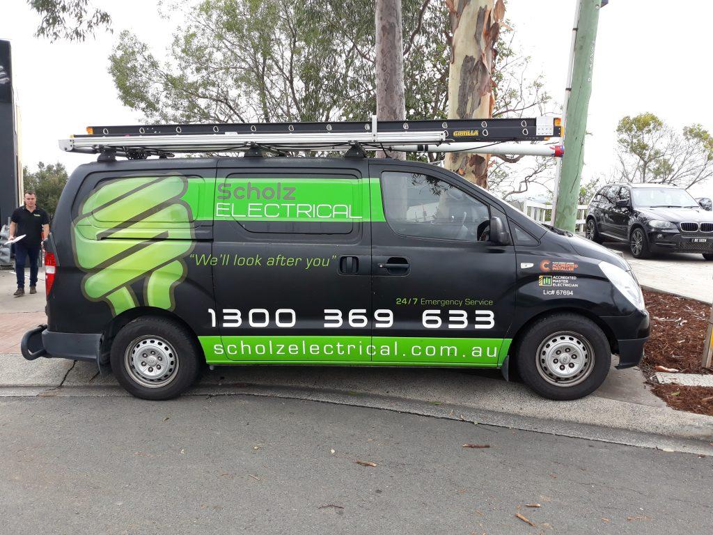 Van Advertising Wrap Graphics Advertising
