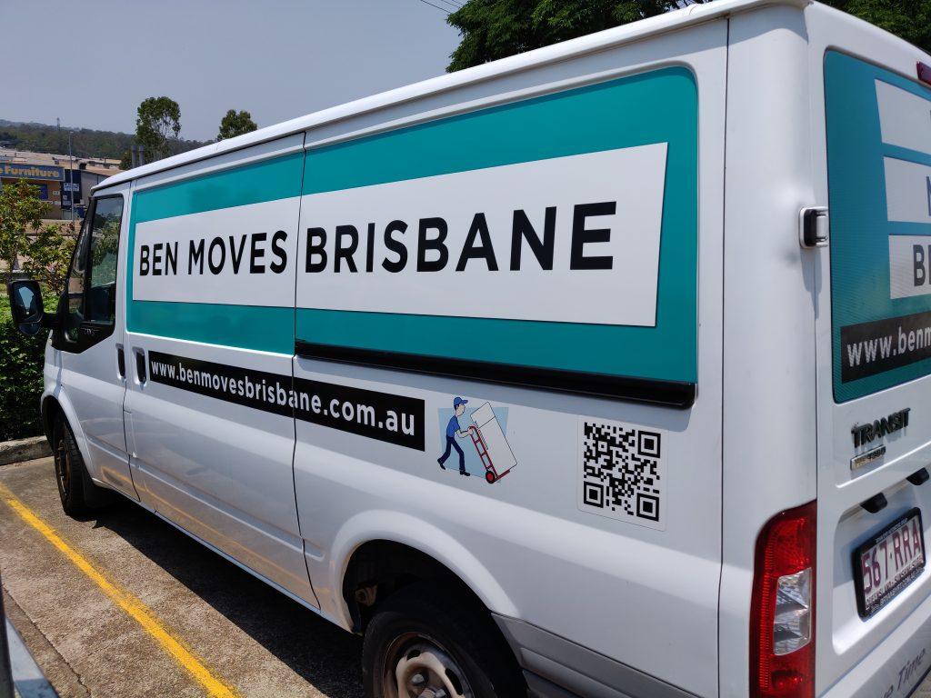 Van Advertising Brisbane ads